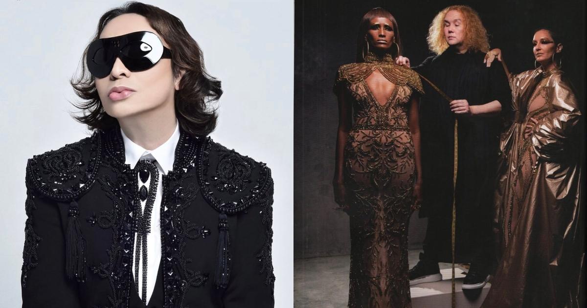 Two Filipino International Fashion Designers Join Dubai S Fight Against Covid 19 The Global Filipino Magazine
